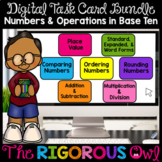 Distance Learning Digital Google Forms Numbers and Base Te