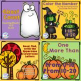 Digital Google Slides Math And ELA Halloween Center Activities
