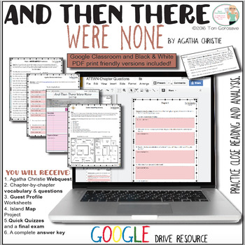 And Then There Were None (Agatha Christie) {Google Digital