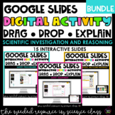 Digital Google Slides | SCIENTIFIC INVESTIGATION AND REASO