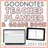 GoodNotes 2020-2021 Teacher Planner & Digital Google Slide