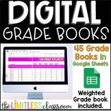 Digital Grade Books (Distance Learning)