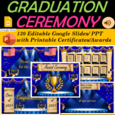 Digital Graduation Ceremony/Promotion, Awards & Certificates -Virtual -Party