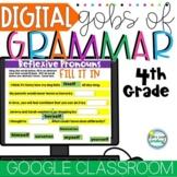 Digital Grammar 4th Grade Google Classroom Distance Learni