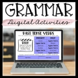 Digital Grammar Activities Bundle