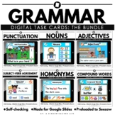 Digital Grammar Language Google and Seesaw activities