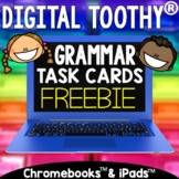 Digital Grammar Toothy ®  Freebie  | Adverb or Adjective |