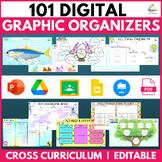 Digital Graphic Organizers / Digital Notebooks (Google Cla