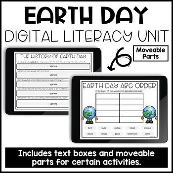Digital Earth Day Unit