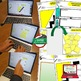 Digital Graphic Organizers, Bell Work, Ticket Out, Formative Assessment, & Print