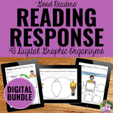 Digital Graphic Organizers for Fiction and Nonfiction BUND