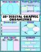 Digital Graphic Organizers for Google Classroom