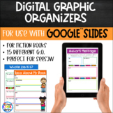 Digital Graphic Organizers for Google Slides
