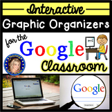 Digital Graphic Organizers for Google Drive