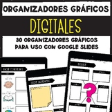 Digital Graphic Organizers in Spanish for Distance Learning