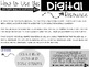 Digital Graphic Organizers to use with ANY text!