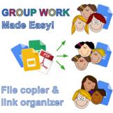 Digital Group Work File Helper for Google Drive