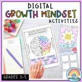 Digital Growth Mindset Activities   Distance Learning