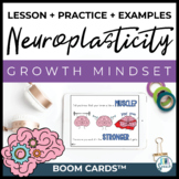 Digital Growth Mindset Activity: Neuroplasticity Lesson an