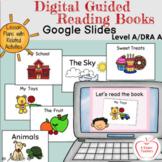 Digital Guided Reading Books Level A/aa (6 Books on Google