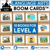 Digital Guided Reading Books with Audio | Level A