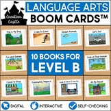 Digital Guided Reading Books with Audio | Level B