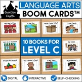 Digital Guided Reading Books with Audio | Level C