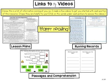 Digital Guided Reading Passages: Level L {For the Paperless Classroom}