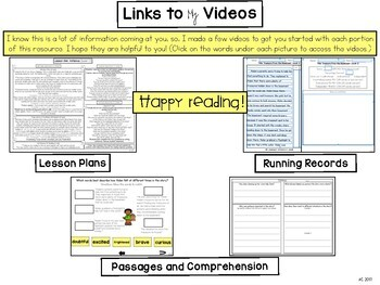 Digital Guided Reading Passages: Level O {For the Paperless Classroom}
