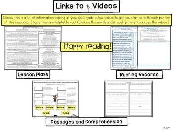 Digital Guided Reading Passages: Level P {For the Paperless Classroom}