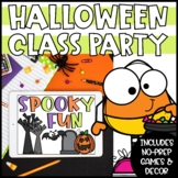 Digital Halloween Games and Activities   Virtual Halloween Party