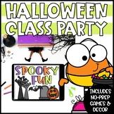Digital Halloween Games and Activities | Virtual Halloween Party