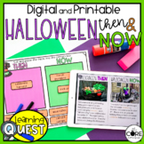 Digital Halloween Activities   Fall Activities for October