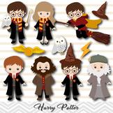 Digital Harry Potter Clip Art, Harry Potter Clipart, 0090