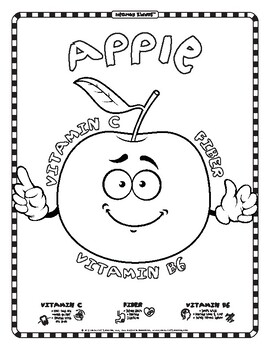 Maize vegetable coloring page for kids, printable | 350x270
