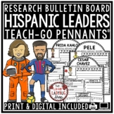 Digital Hispanic Heritage Month for Google Classroom™ & for Google Slides™