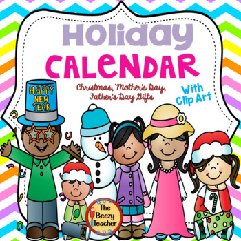 Digital Holiday Calendar