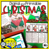Digital Holidays Around the World: Christmas   Distance Learning