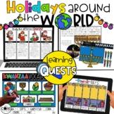 Digital Holidays Around the World | Digital December Activities | Christmas