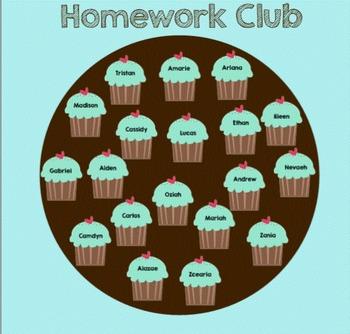 Digital Homework Club