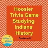 Digital Hoosier Trivia Game Indiana History, Games, Fun, Sub Plan