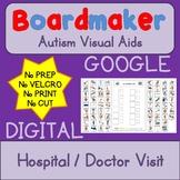 Digital Hospital Visit - Digital Visual Aids for Autism an