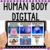 Digital Human Body / Distance Learning / Google