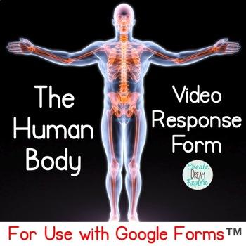 Digital Human Body Video Response Form