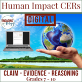 Digital Human Impact CERs for Distance Learning