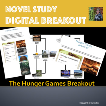 Digital Hunger Games Breakout
