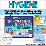 Digital Hygiene Classroom Lesson - PowerPoint and Google Slides™