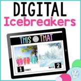 Digital Icebreaker Activities for Google Classroom™