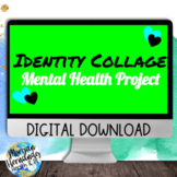 Digital Identity Collage   Mental Health Project