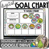 Digital Incentive Chart | Sticker Chart | Distance Learnin